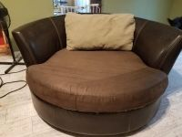 Big comfy round chair