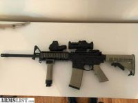 For Sale: M&P Ar-15 with bundle