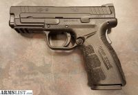 For Trade: Springfield xd mod 2 45acp 4