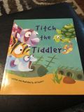 Twitch the Tiddler paperback book $1
