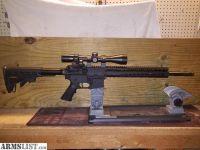 For Trade: AR15 556 heavy barrel