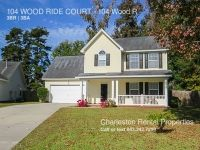 Single-family home Rental - 104 WOOD RIDE COURT