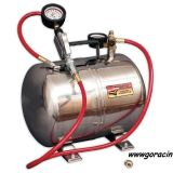 Find Longacre Polished Aluminum Air Tank with 0-60 PSI G.I.D Quick Fill Tire Gauge 10 motorcycle in Monroe, Washington, United States, for US $209.00