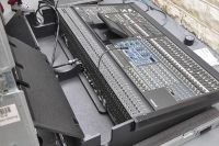 Yamaha PM5D NON RH DIGITAL Mixing Console With RR Road Case and Dog house