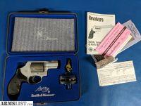 For Sale/Trade: S&W 337 Airlite Ti