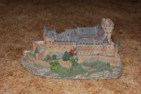 The Alcazar from the Danbury Mint Enchanted Castles of Europe
