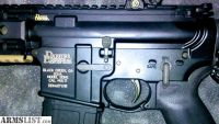 For Sale: One of a kind Custom Complete DANIEL DEFENSE AR 15 with EXTRAS!!!