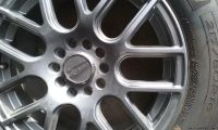 Michelin tires brand new and brand new vision rims 5 lug universal