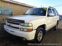 2002 Chevrolet Tahoe 4dr 1500 4WD LS