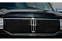 Buy T-Rex 07-12 Lincoln Navigator Billet Grille Upper Class Polished Mesh Grill motorcycle in Corona, California, US, for US $604.50