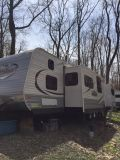 2014 Jayco Jay Flight 36' BHDS Travel Trailer Camper