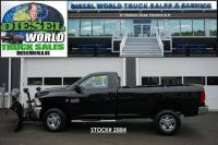 2013 RAM Ram Pickup 2500 Tradesman 4x4 2dr Regular Cab 8 ft. LB Pickup