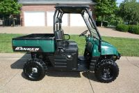 $1,900, 2006 Polaris Ranger 500 EFI 4x4 ONLY 91 hrs