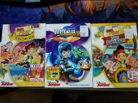 Miles from Tomorrowland and Jake and the Never Land Pirates