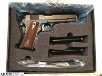 For Sale/Trade: Unfired NIB Remington 1911