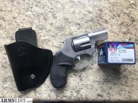 For Trade: Taurus m605 stainless 357mag