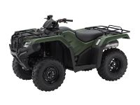 2016 Honda FourTrax Rancher 4x4 Power Steering Utility ATVs Johnson City, TN