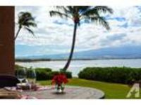 Romantic Oceanfront Maui Getaway