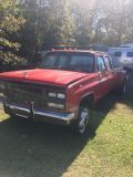 1990 Chevy dually 3+3