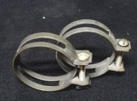 "Find (2pcs)~ VINTAGE ~ Screw & Bolt HOSE CLAMPS For 2"" HOSE ~ A15 ~ No.31 motorcycle in Baltimore, Maryland, United States, for US $14.98"