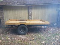 6x10 heavy utility trailer