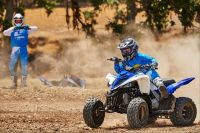 2017 Yamaha Raptor 90 Sport ATVs Fayetteville, GA