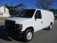 2009 FORD Econoline E-250 Cargo Van Cash Special