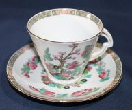 Antique English Standard Fine Bone China Tea Cup and Saucer