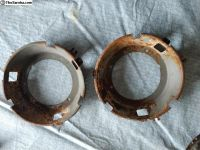 Headlight Bucket Pair