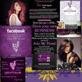 earn MONEY selling makeup on FACEBOOK OR simply INVITE FRIENDS to a FB PARTY and GET FREE MAKEUP