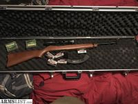 For Trade: Wood ruger 10/22