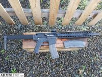 For Sale/Trade: tactical solutions 22lr ar15