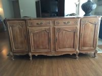 Antique French Buffet / Enfilade