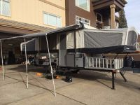 2008 Forest River Evolution 3E Tent Camper/Toy Hauler