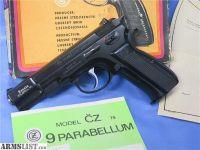 For Sale: Czech CZ75 Pre B w/box