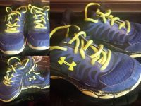 Boys Size 13 Under Armour Shoes