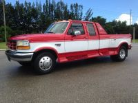 $8,000, 1996 Ford F350  Ext Cab, Power Stroke 7.3 Turbo Diesel, Dually