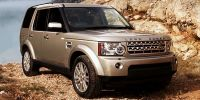 Wow! A 2012 Land Rover LR4 with 97,001 Miles