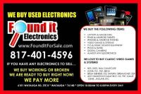 $1, We buy and sell all kinds of cool electronics