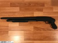 For Sale: Mossberg 500 12 gauge pistol grip