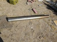 Heat Fab Stainless Steel Stove Pipe Telescoping 6 inch