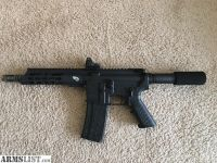 For Sale/Trade: Ar15 pistol .223/5.56
