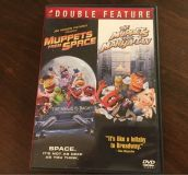 Muppets Movies on DVD