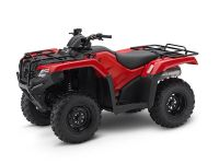 2017 Honda FourTrax Rancher 4x4 Utility ATVs West Bridgewater, MA