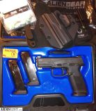 For Sale/Trade: FNS .40 Manual Safety w/Alein Gear holster