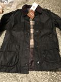 Barbour waxed jacket 8