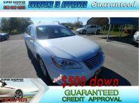 2014 Chrysler 200 LX Sedan 4D