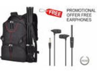 Camera DSLR SLR & Laptop Backpack Rucksack Bag Case For