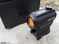 For Sale: New Holosun 403c Red dot sight * Solar & Battery Powered * Always On AR-15 Optic AR