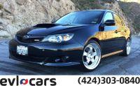 2009 Subaru Impreza Sedan WRX 4dr Man w/Premium Pkg